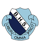 Bourke High School logo